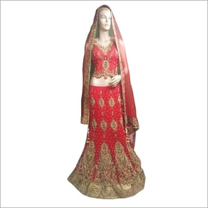 Ladies Exclusive Embroidery Ghagra Choli