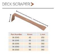 Deck Scraper