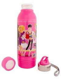 Water Bottle 1200 Pink