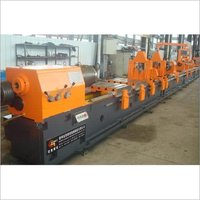 Heavy duty BTA blind hole drilling and boring machine for solid bar