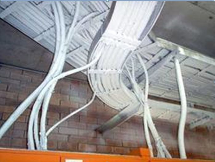 Electrical Cables Fireproof Coatings