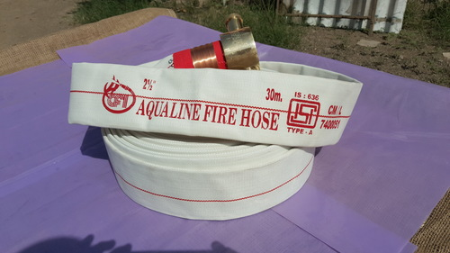 EPDM Lined fire hose