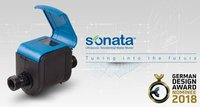 Sonata Ultrasonic water meter