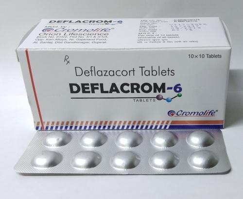 Deflacrom-6 Tablets