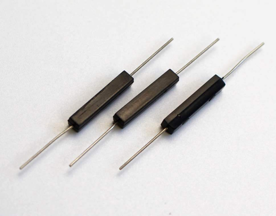 Pneumatic Magnetic Reed Switch