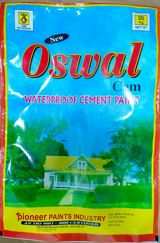 OSWALCEM CEMENT PAINT