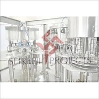 120 BPM Bottle Filling Machine