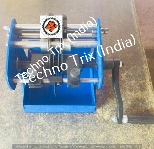 Big Resistor Cutting Bending Machine (Horizontal type)