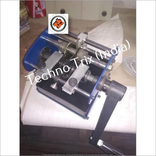 Big Resistor Cutting Bending Machine (Vertical type)