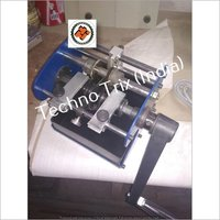 Big Resistor Cutting Bending Machine (Vertical Type)