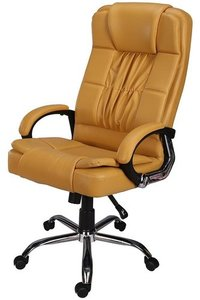 High Back Leatherette Office Chair