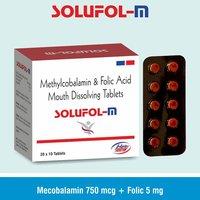 Solufol LB Tablets