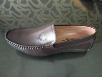 CASUAL STYLISH LOAFER SHOES FOR MEN'S IN BROWN COLOUR