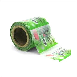 Printed Shrink Labels Roll