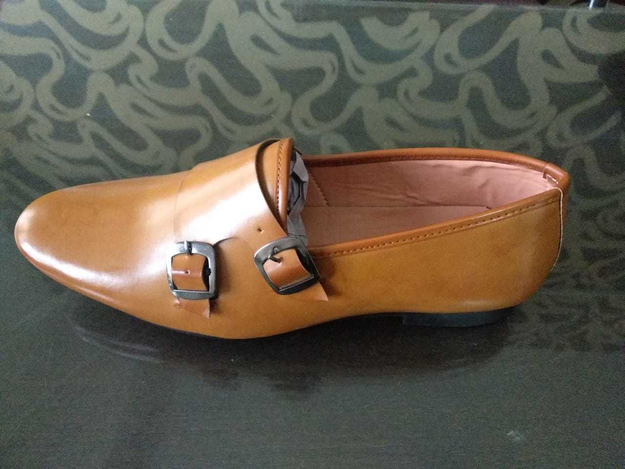 DOUBLE MONK CASUAL SHOES FOR MEN'S
