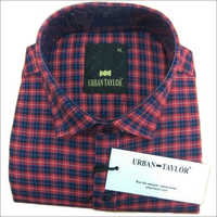 Men's Casual Checks Shirt