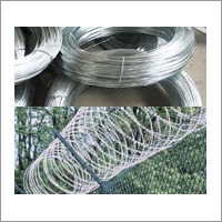 G.I Wire and Concertina Wire
