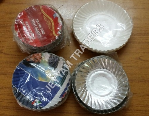 Disposable Paper Plates Making Machine