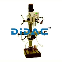 Drilling And Milling Machine Fine Feed
