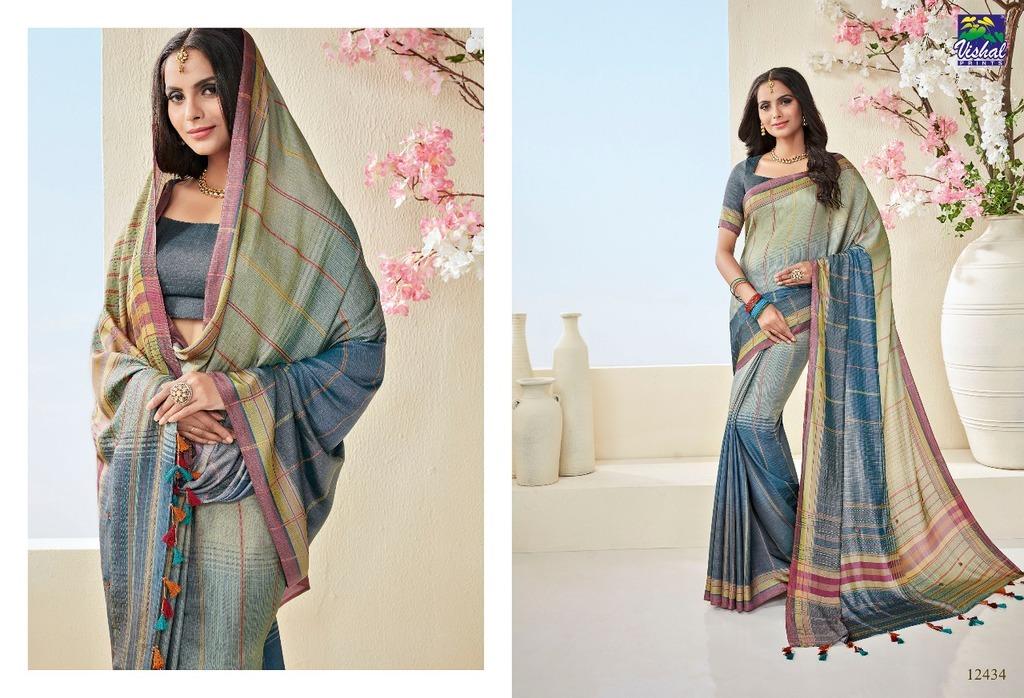 Printed Cotton Silk Sarees Online