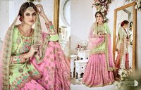 Heavy Bridal Sharara Suit