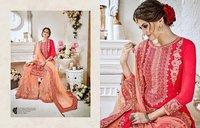 Heavy Bridal Sharara Suit