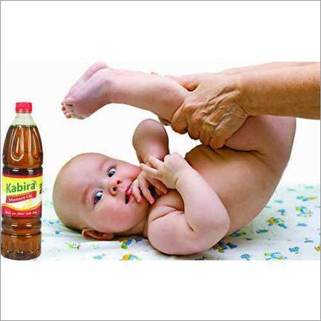 Baby Massage Mustard Oil