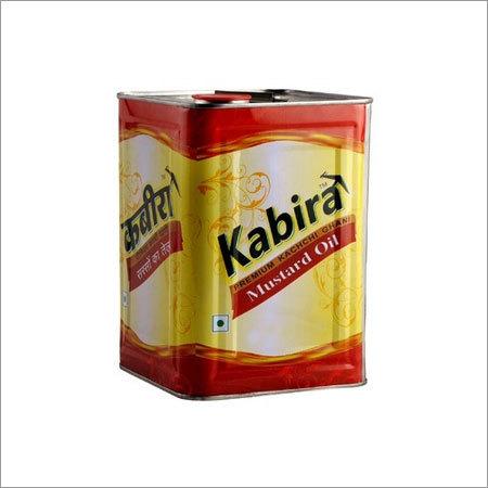 5 Ltr Kachchi Ghani Kabira Mustard Oil
