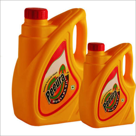 Peeura Fresh Mustard Oil