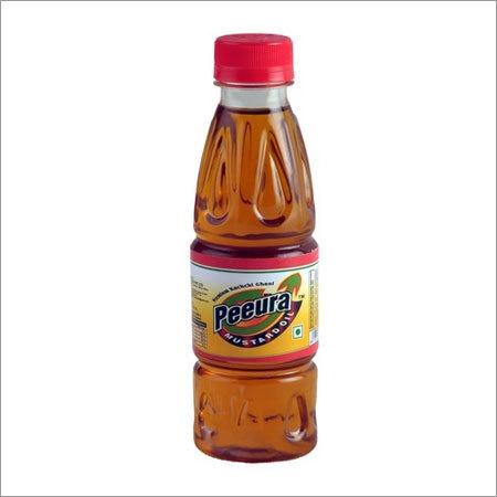 Peeura Pure Mustard Oil