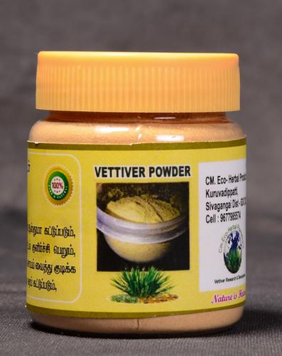 Vettiver Powder Manufacturer, Vettiver Powder Supplier, Sivaganga, India