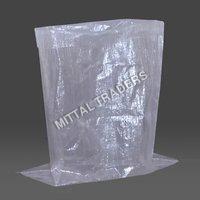 Transparent Woven Fabric Bag