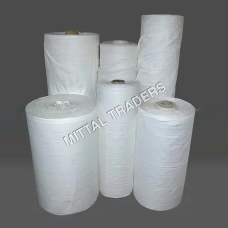 White PP Roll
