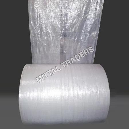 Transparent Fabric Roll