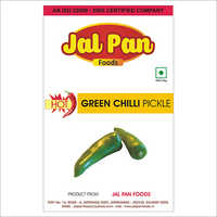 Hot Green Chilli Pickle