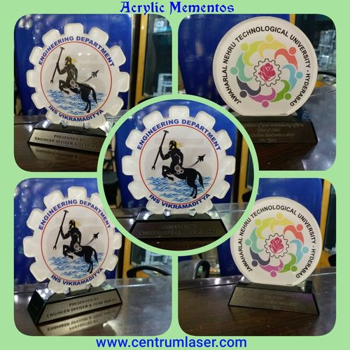Acrylic Achievements Mementos