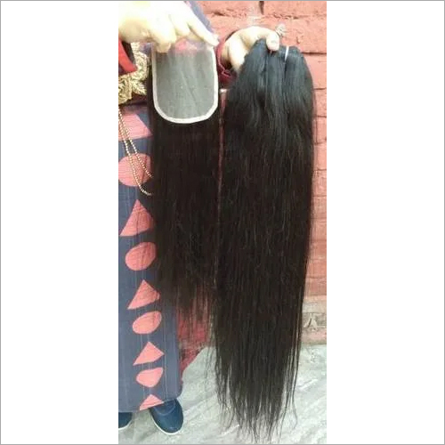 Raw Vietnamese Virgin Natural Straight Hair