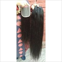 Raw Natural straight hair