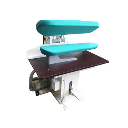 Semi Automatic Steam Pressing Machine