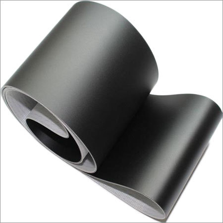 3mm Matt Pvc Black Flat Conveyor Belt