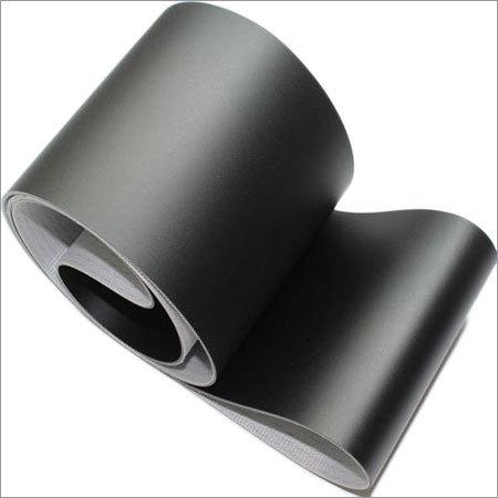 Pvc Black Flat Conveyor Belt