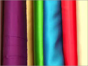 Colored Nylon Satin Fabric