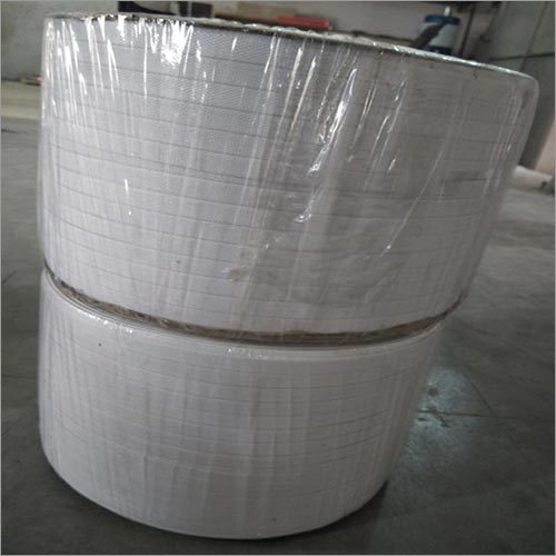 White PP Box Strapping Rolls