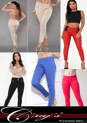 India's Best Jeggings