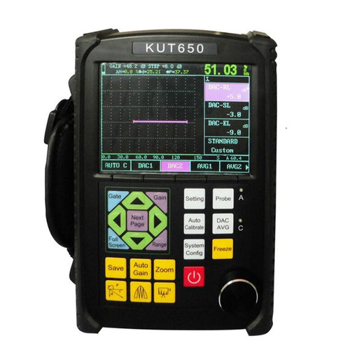 Ultrasonic Weld Test Equipment Testing, Portable Digital Ultrasonic Flaw Detector Supplier