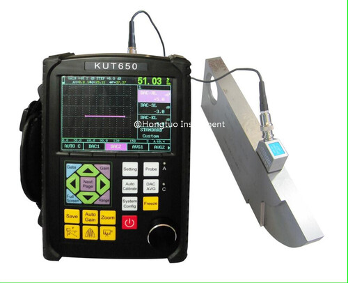 Ultrasonic Flaw Detection Equipment , Weld Ultrasonic Testing Equipment
