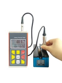 Chrome Coating Thickness Gauge , Coating Thickness Measurement Equipment