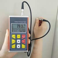 Copper Coating Thickness Tester , Coating Thickness Measuring Instrument
