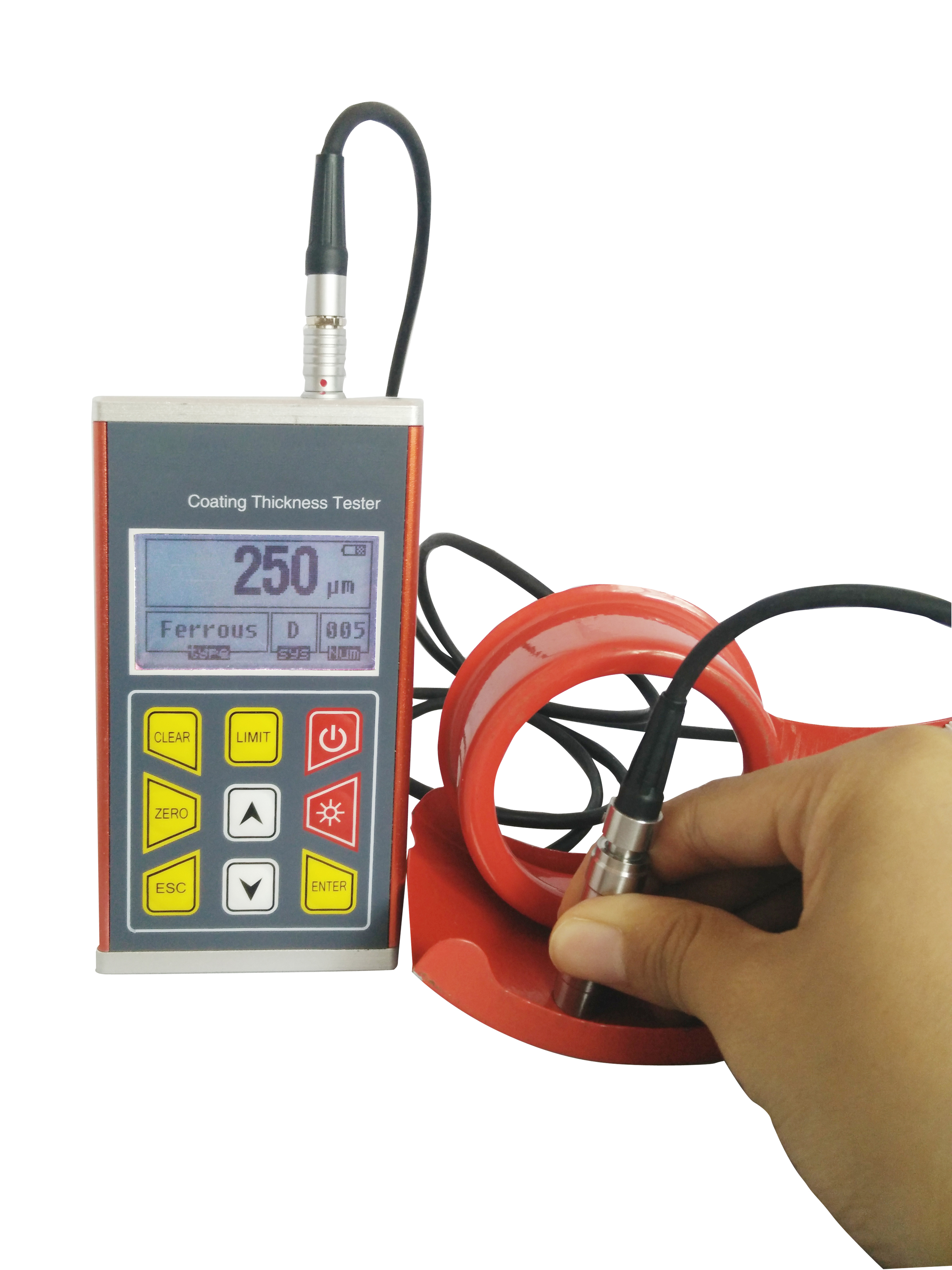Magnetic Thickness Gauge , Plating Thickness Measurement Equipment