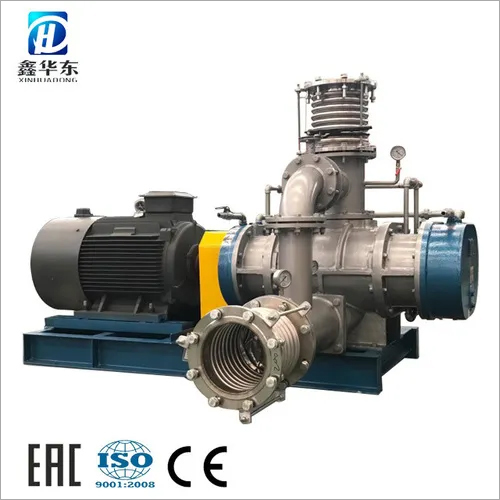 MVR Vacuum Pump Steam Compressor